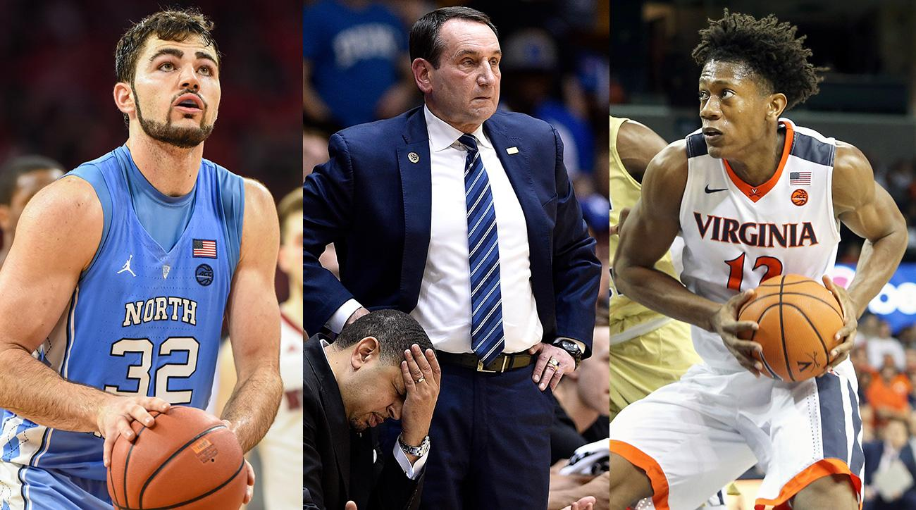 Acc Basketball Power Rankings 2018 19 Burning Questions Si Com