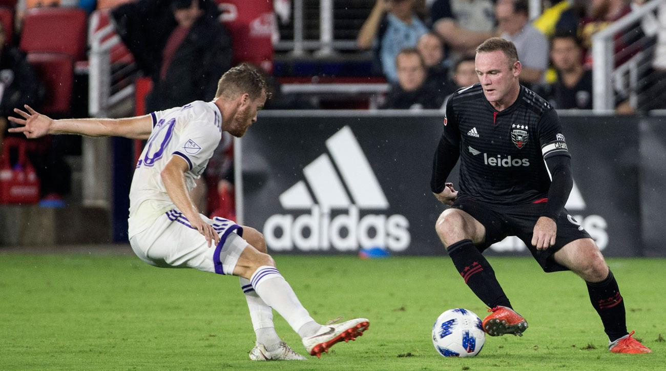 d445c23c9 Wayne Rooney: DC United captain leads by example early in stint | SI.com