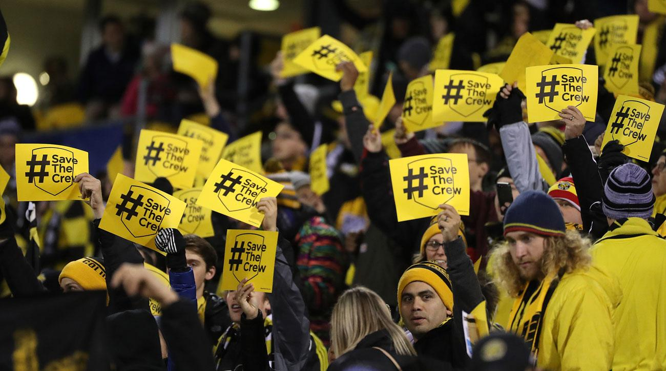 The Columbus Crew may relocate to Austin, Texas