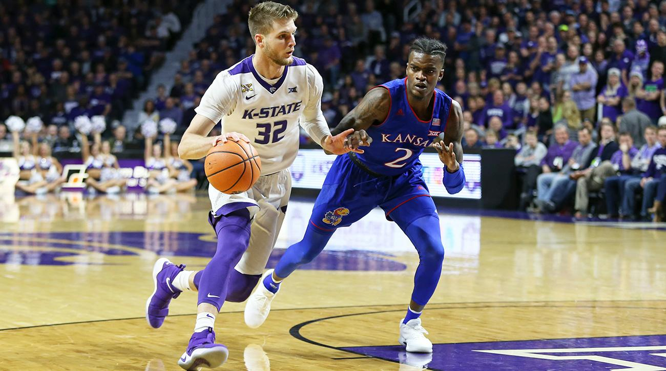 Big 12 basketball power rankings: Kansas, Kansas State vying for top of conference standings
