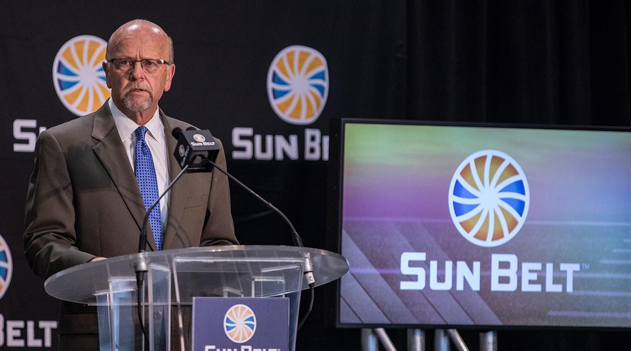 karl benson, sun belt conference, Karl Benson stepping down