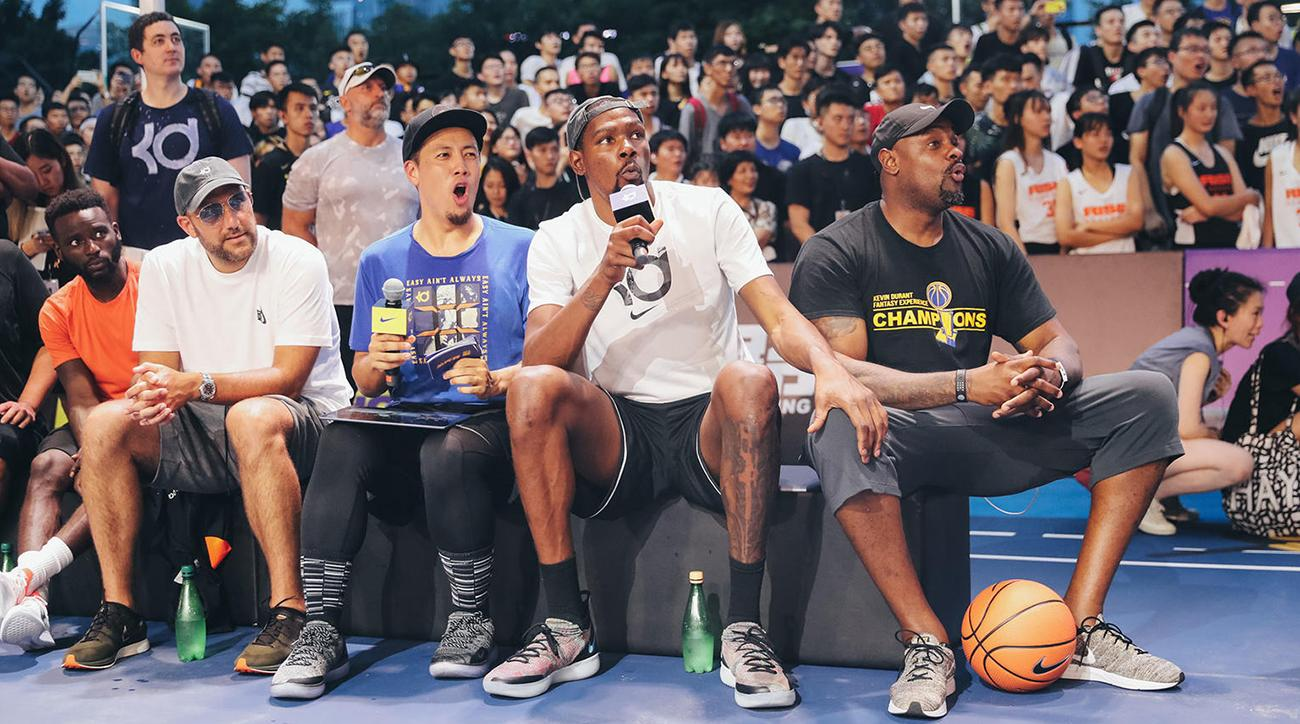 14ca9b24b0d9 Kevin Durant Connects with the Youth Through His KD 11 Tour