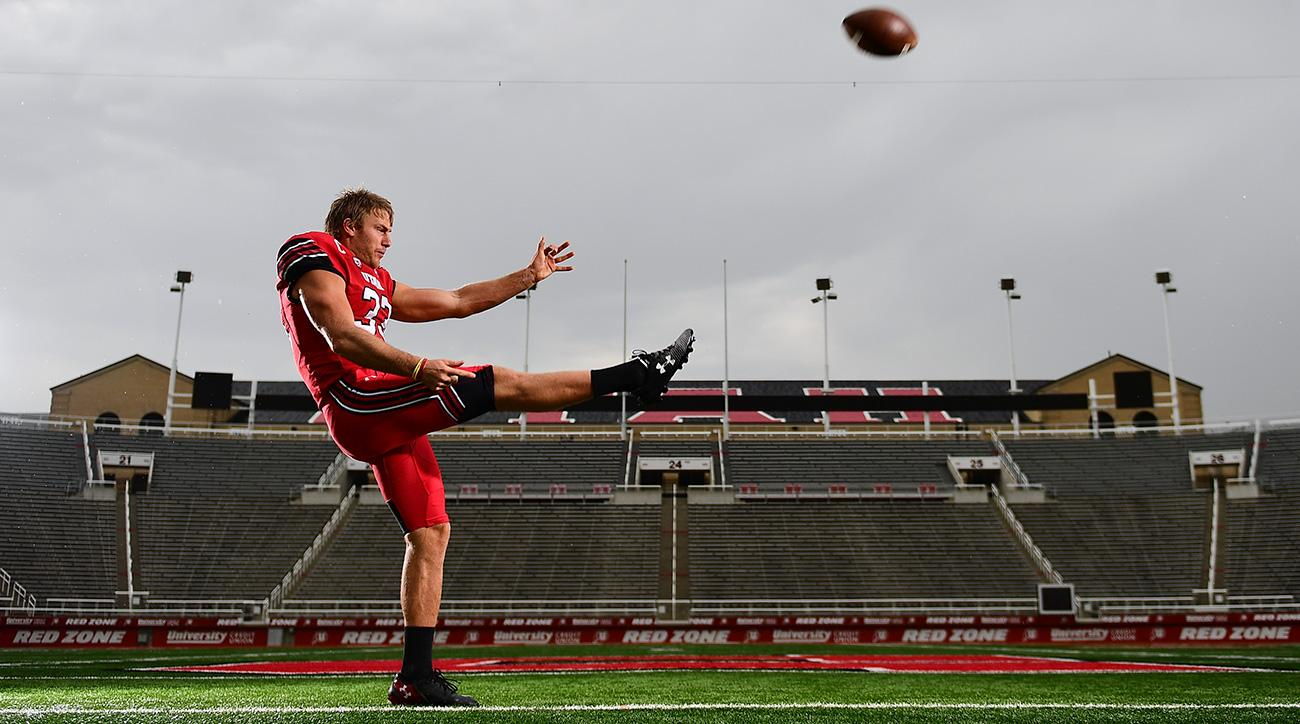 Mitch Wishnowsky, Australian punters go from Prokick to Pac-12
