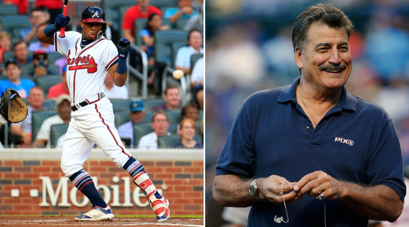 Ronald Acuna: Keith Hernandez Says Braves Should Hit Him