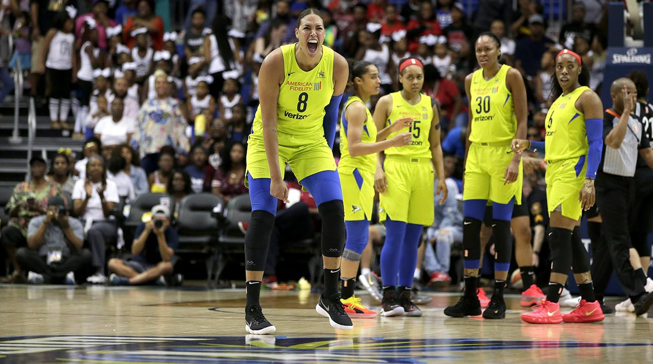 Aces eliminated from WNBA playoff contention with loss in Dallas