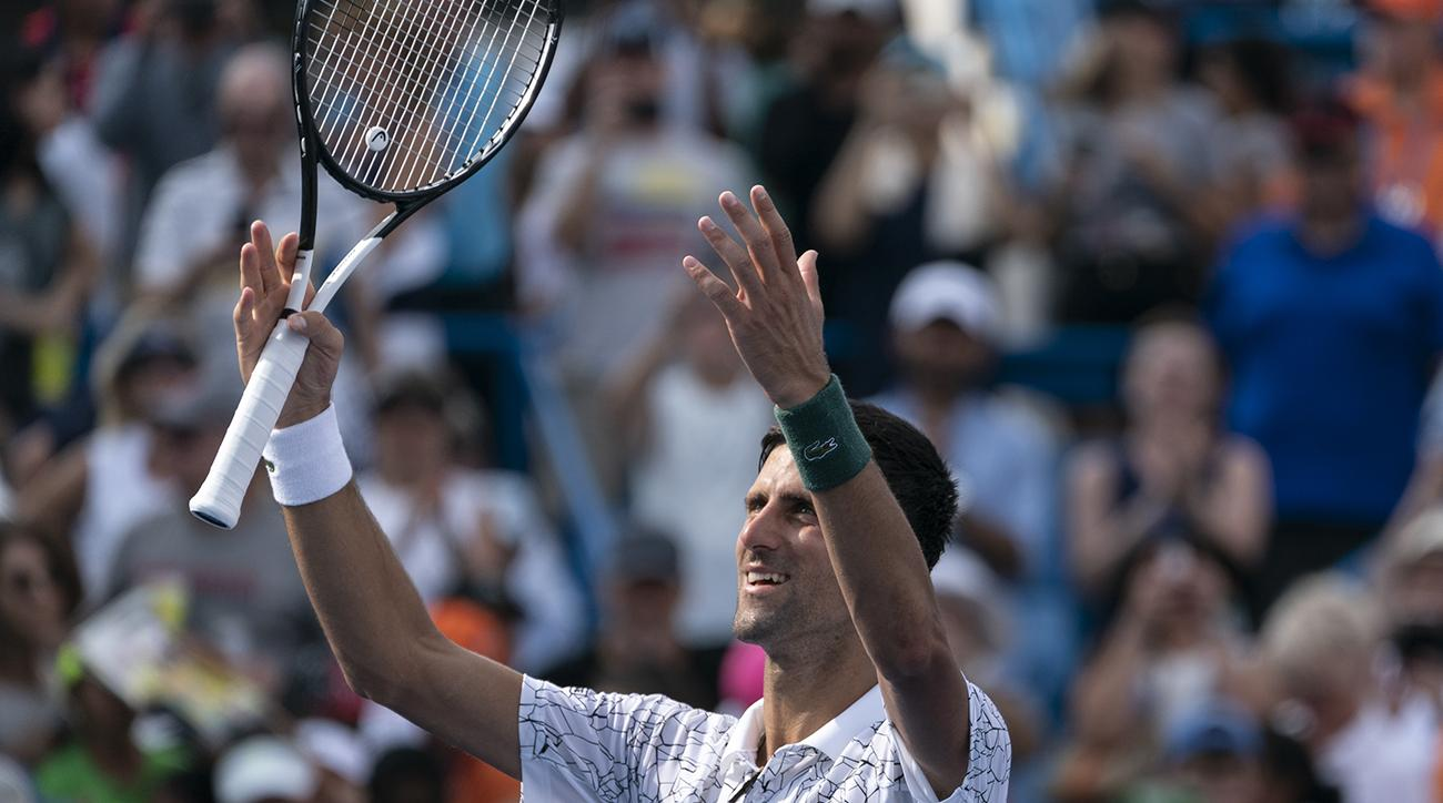 TENNIS: AUG 18 Western & Southern Open
