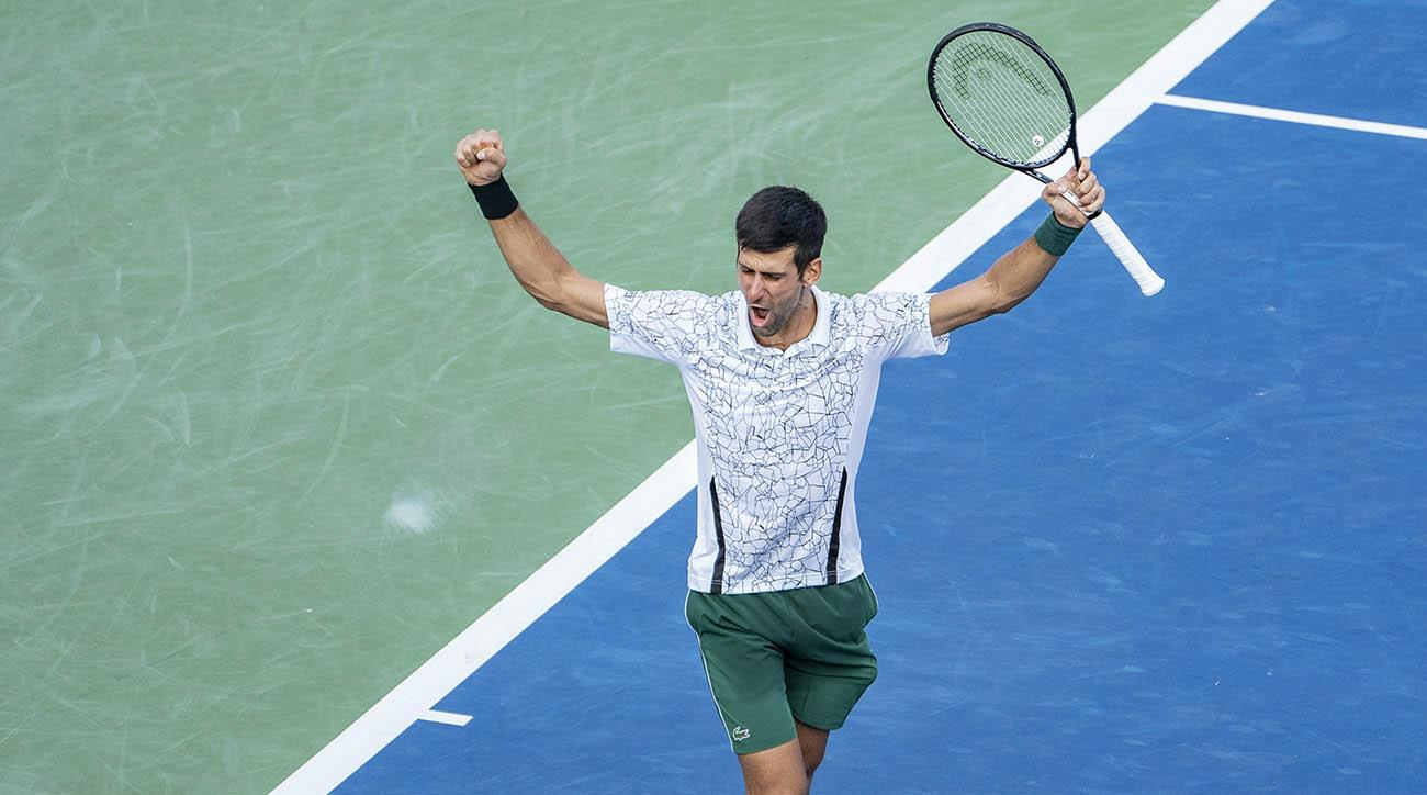 Novak Djokovic Becomes First Player to Win All Nine Masters 1000 Events With Win Over Federer