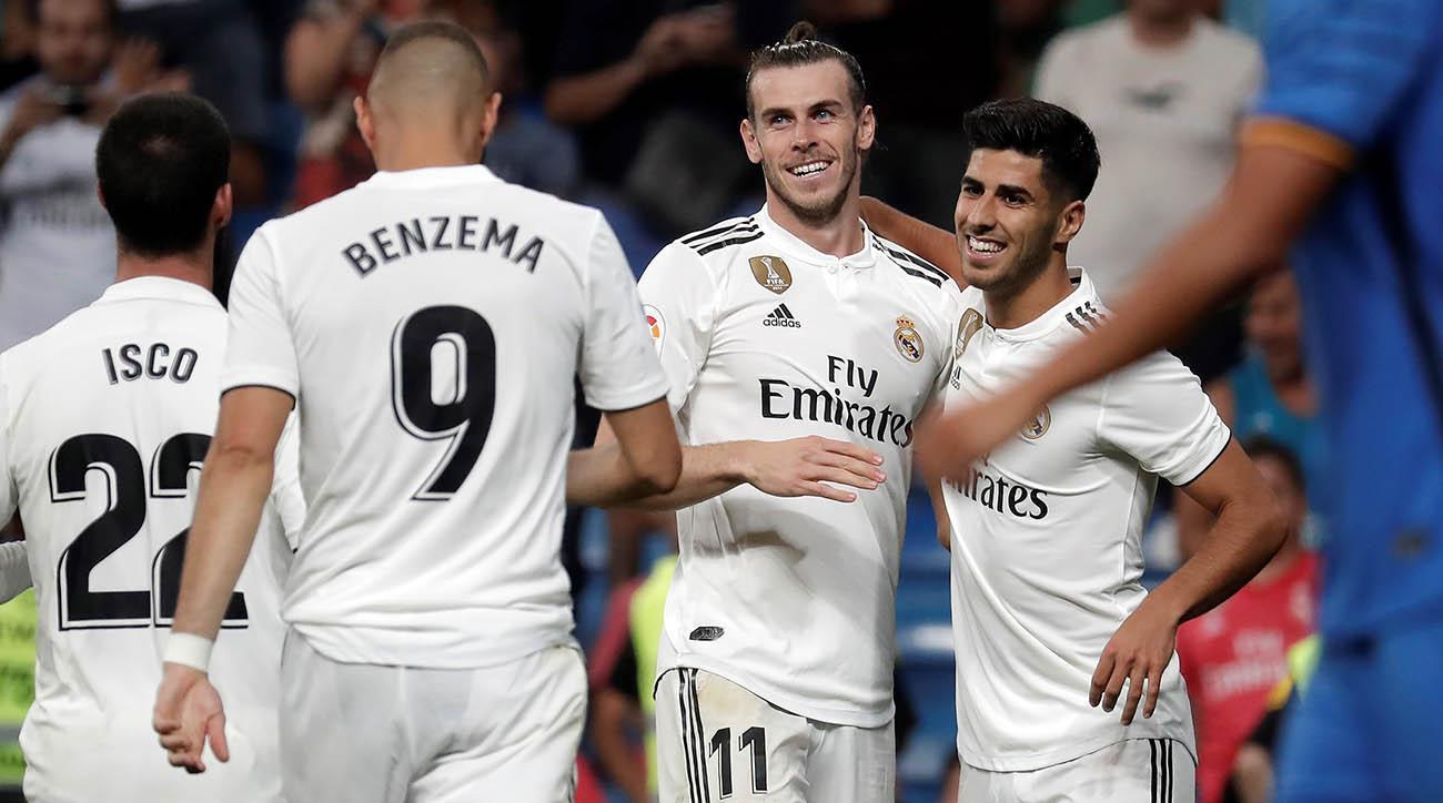 Real Madrid v Getafe: La Liga