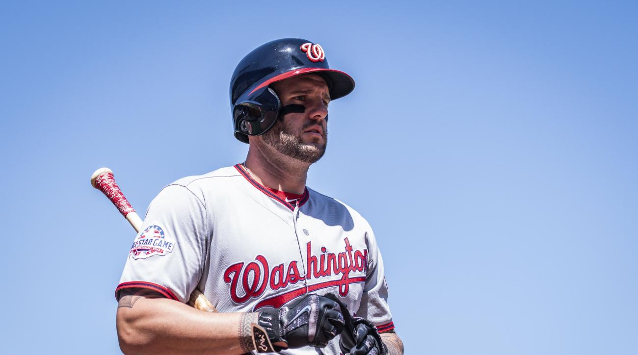 Nationals won't trade Harper; Dodgers were mystery team