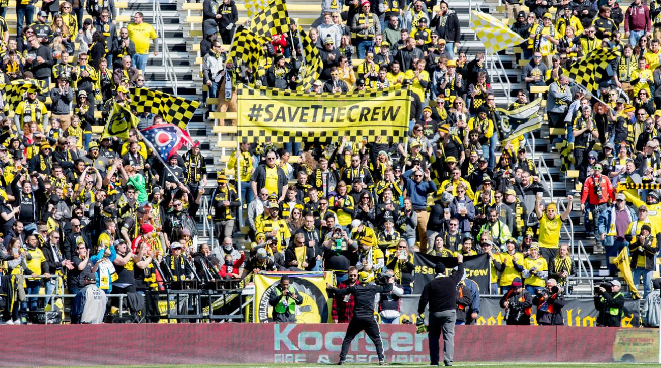 Columbus Crew fans could see their team relocated to Austin, Texas