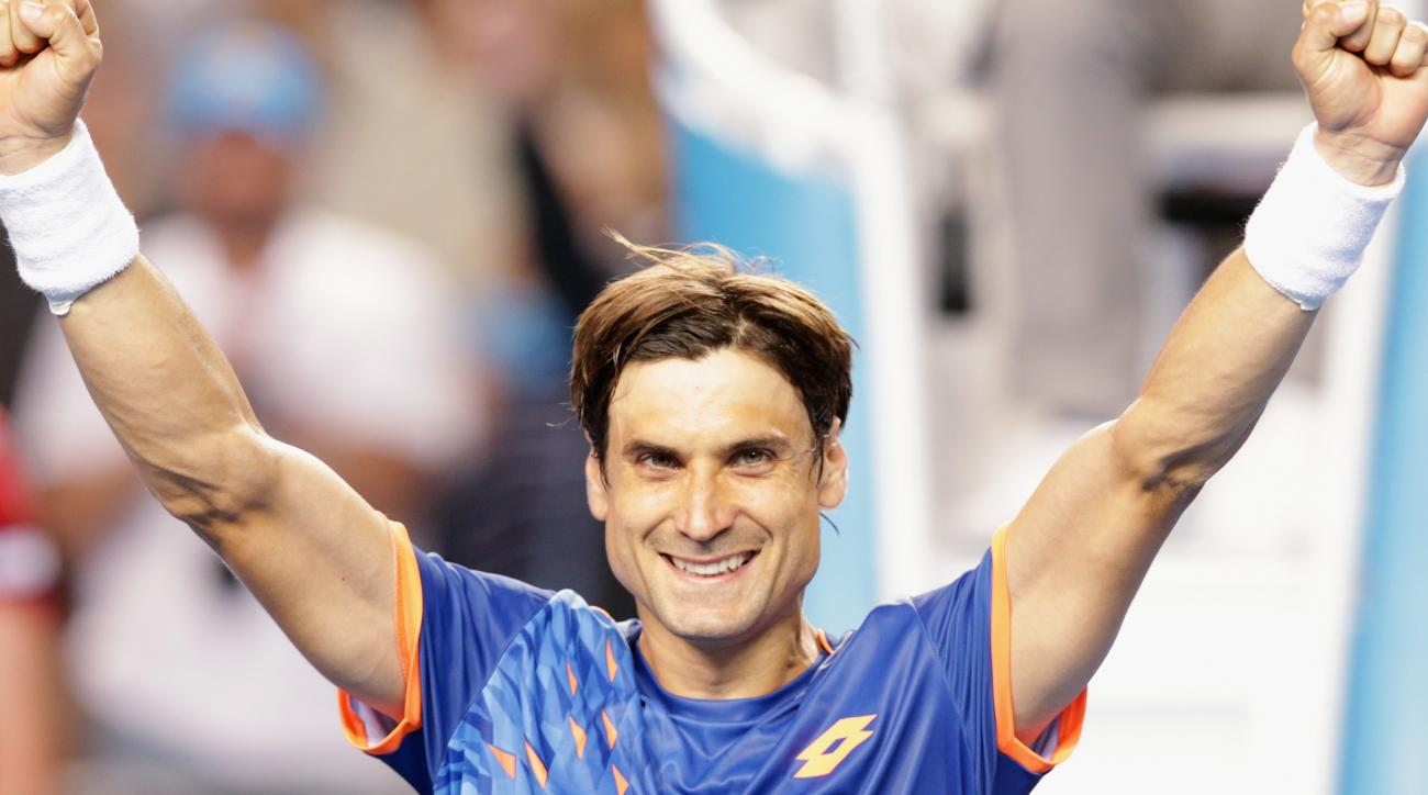 David Ferrer retire us open rafa nadal