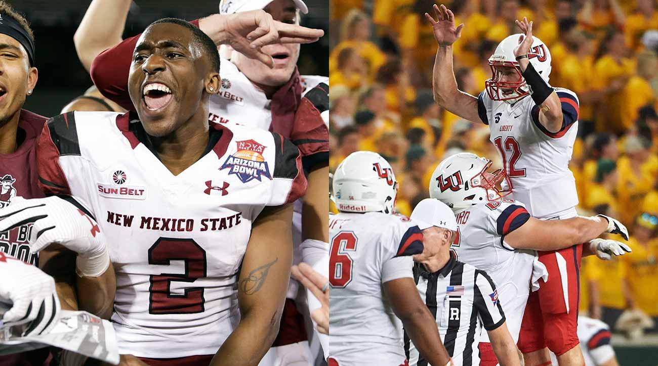 Why Liberty New Mexico State Play Twice In The 2018 Season Si Com