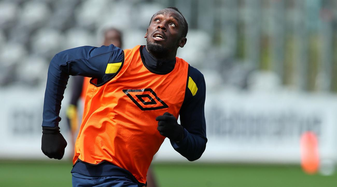 Usain Bolt: Soccer career to start in A-League friendly