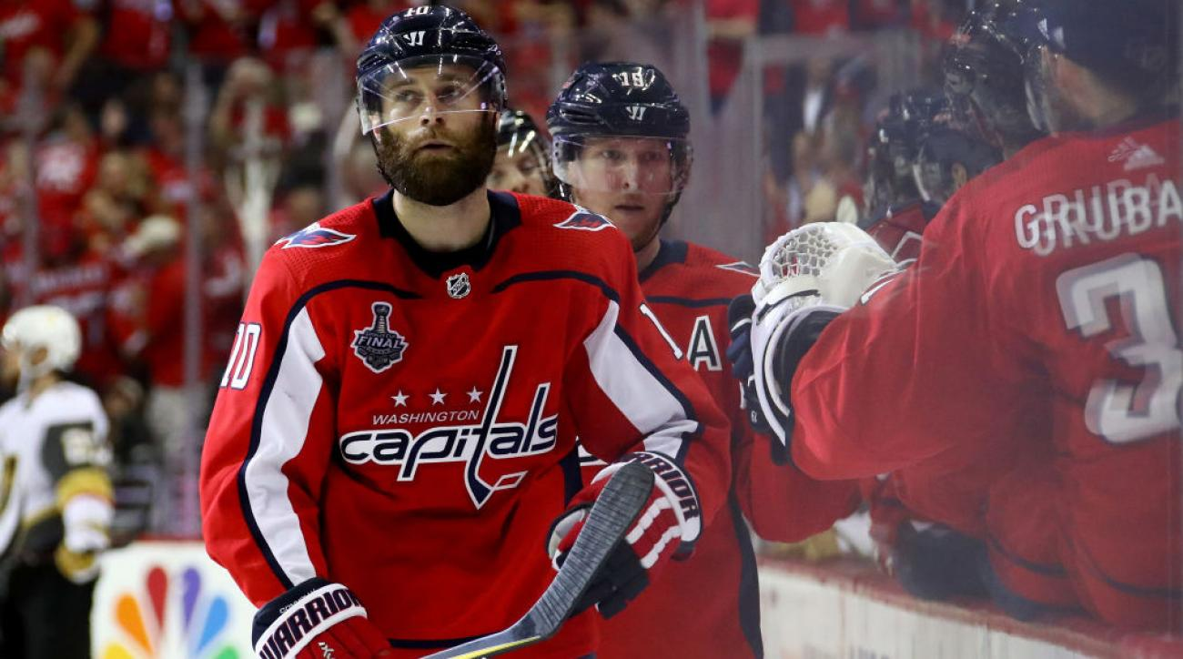 Capitals' Brett Connolly Says Declining White House Visit About 'Right and Wrong'