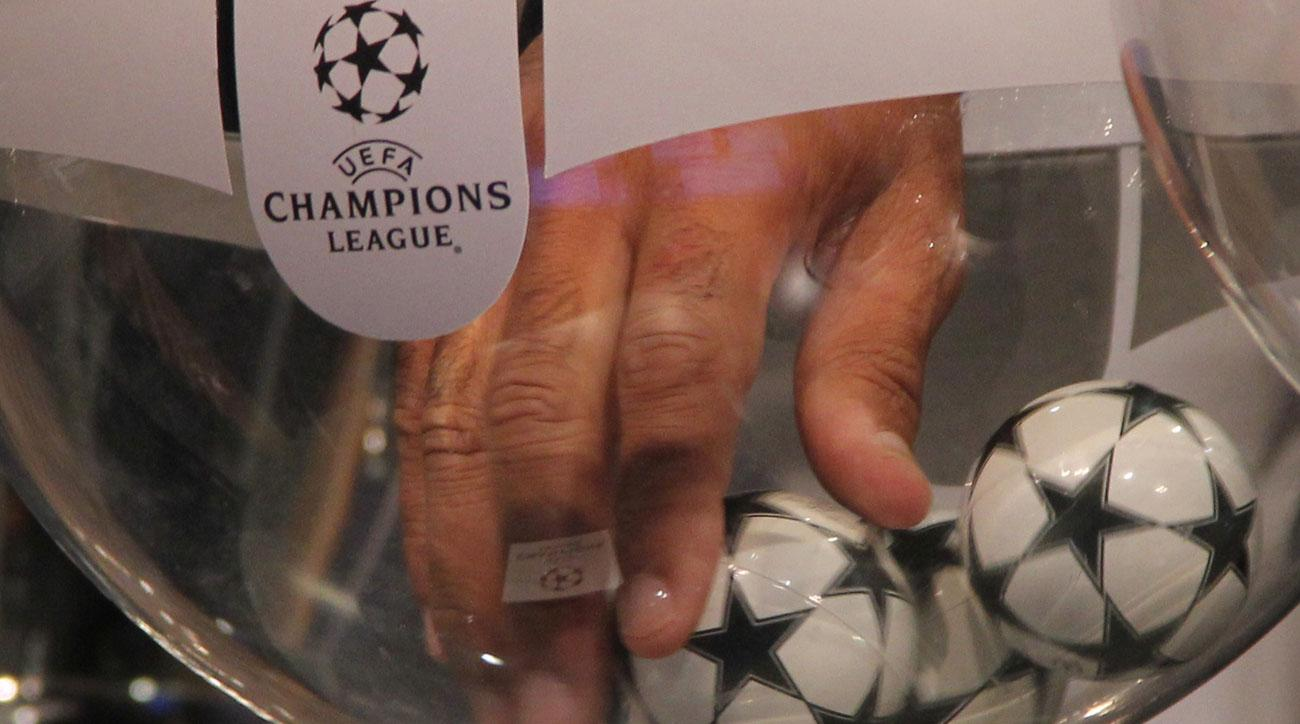 Champions League Draw Pots Possibilities For 2018 19 Group Stage