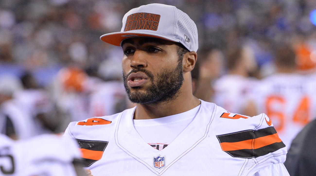 Browns release LB Mychal Kendricks after insider trading charges ... be8129813