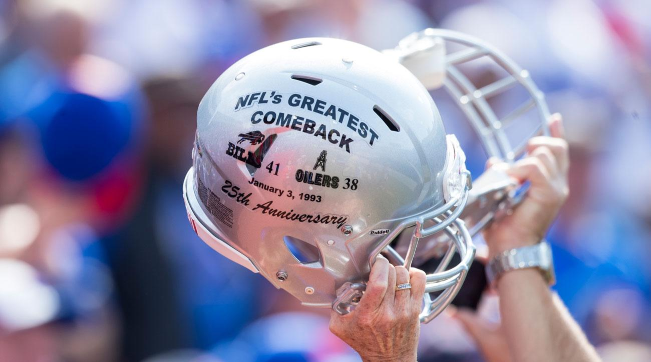 a194b9729 Biggest comeback in NFL history  Re-visiting Bills vs. Oilers
