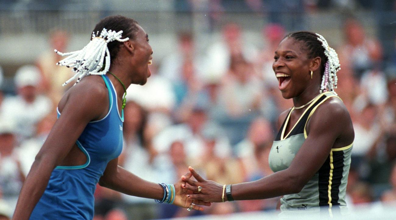 Venus Serena Williams US Open 2018