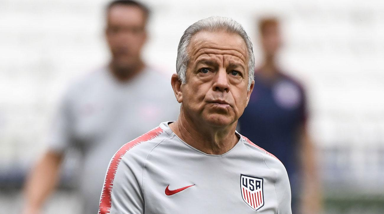 Dave Sarachan will coach the USMNT vs. Brazil and Mexico
