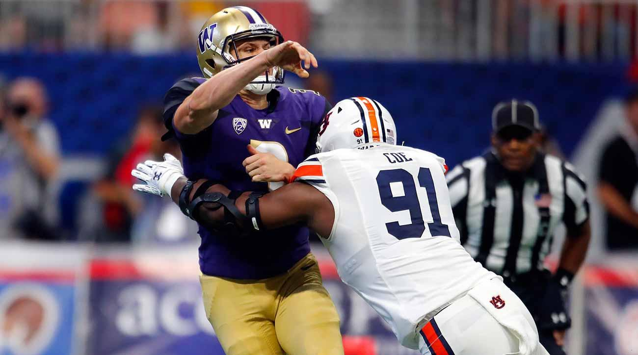 Auburn vs. Washington final score: Tigers defense contains Jake Browning, Huskies