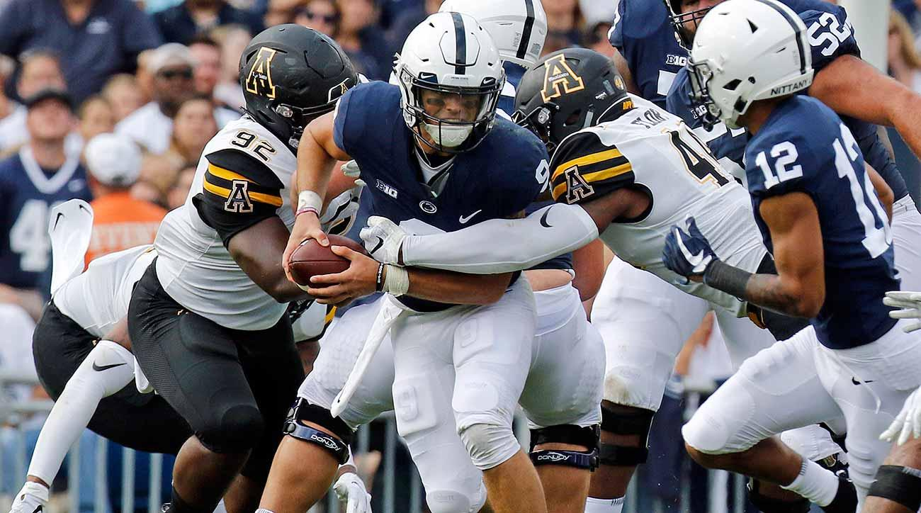 Penn State vs. Appalachian State: Trace McSorley, James Franklin survive upset bid