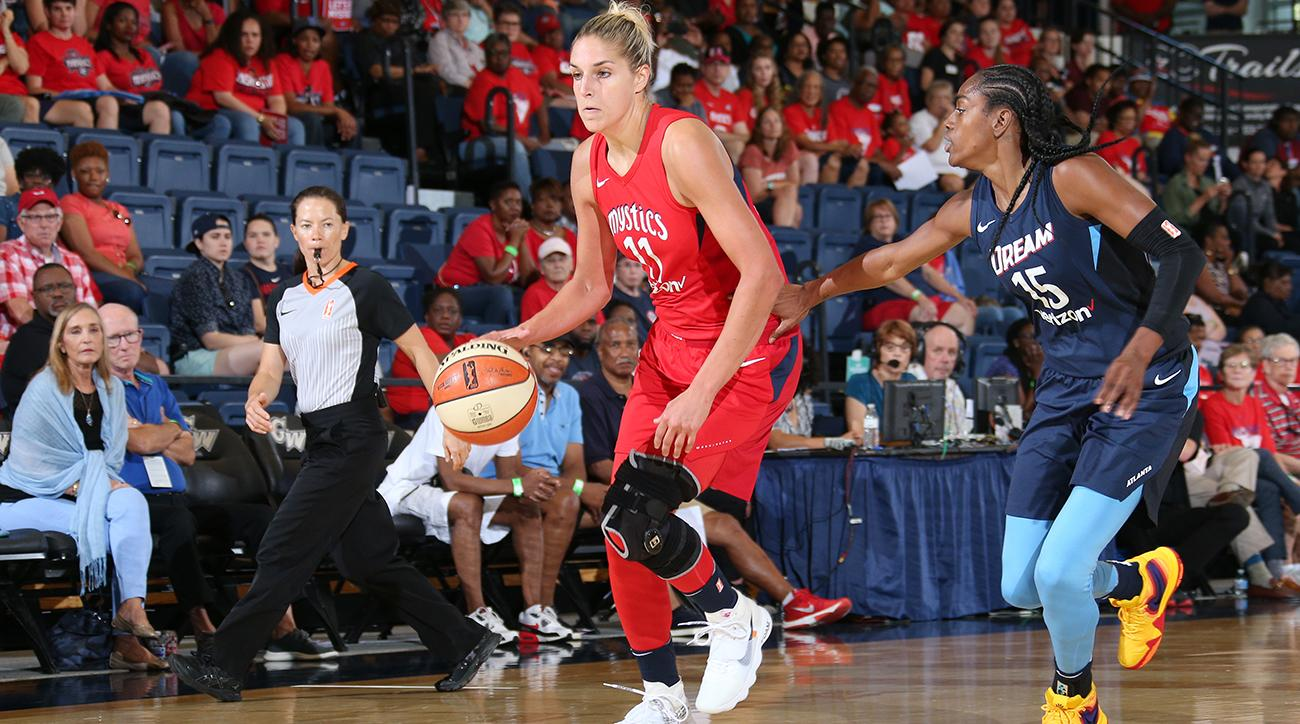 Atlanta Dream v Washington Mystics - Game Four