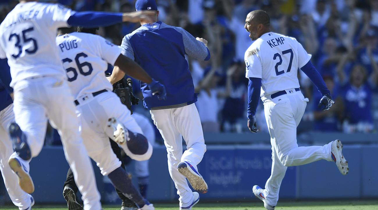 matt kemp dodgers, los angeles dodgers, matt kemp walk off, dodgers, diamondbacks, rockies, NL West, matt kemp