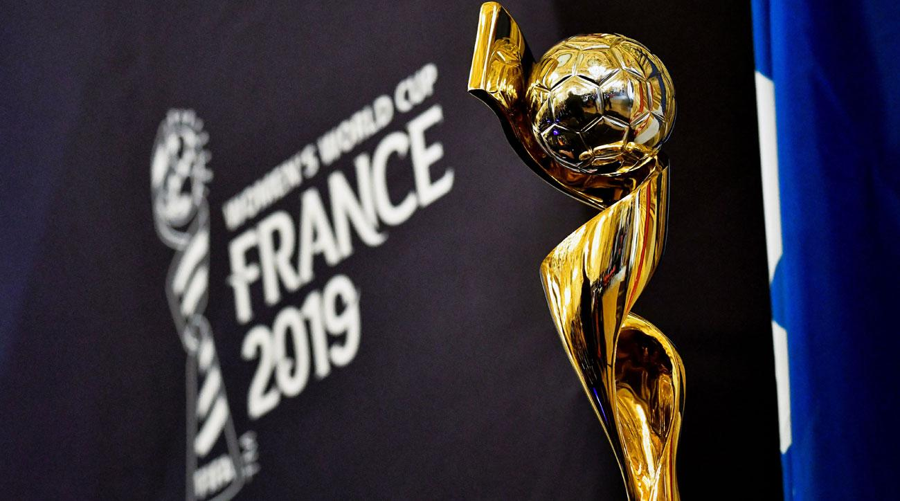 The 2019 Women's World Cup takes place in France.
