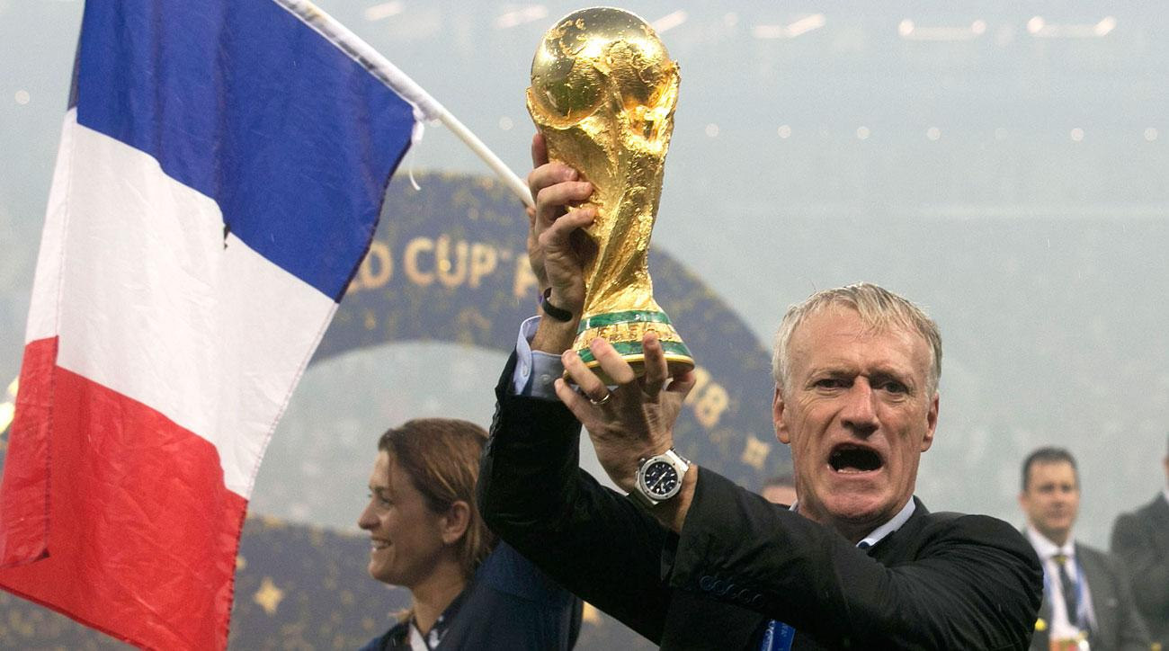 France returns to action after winning the World Cup