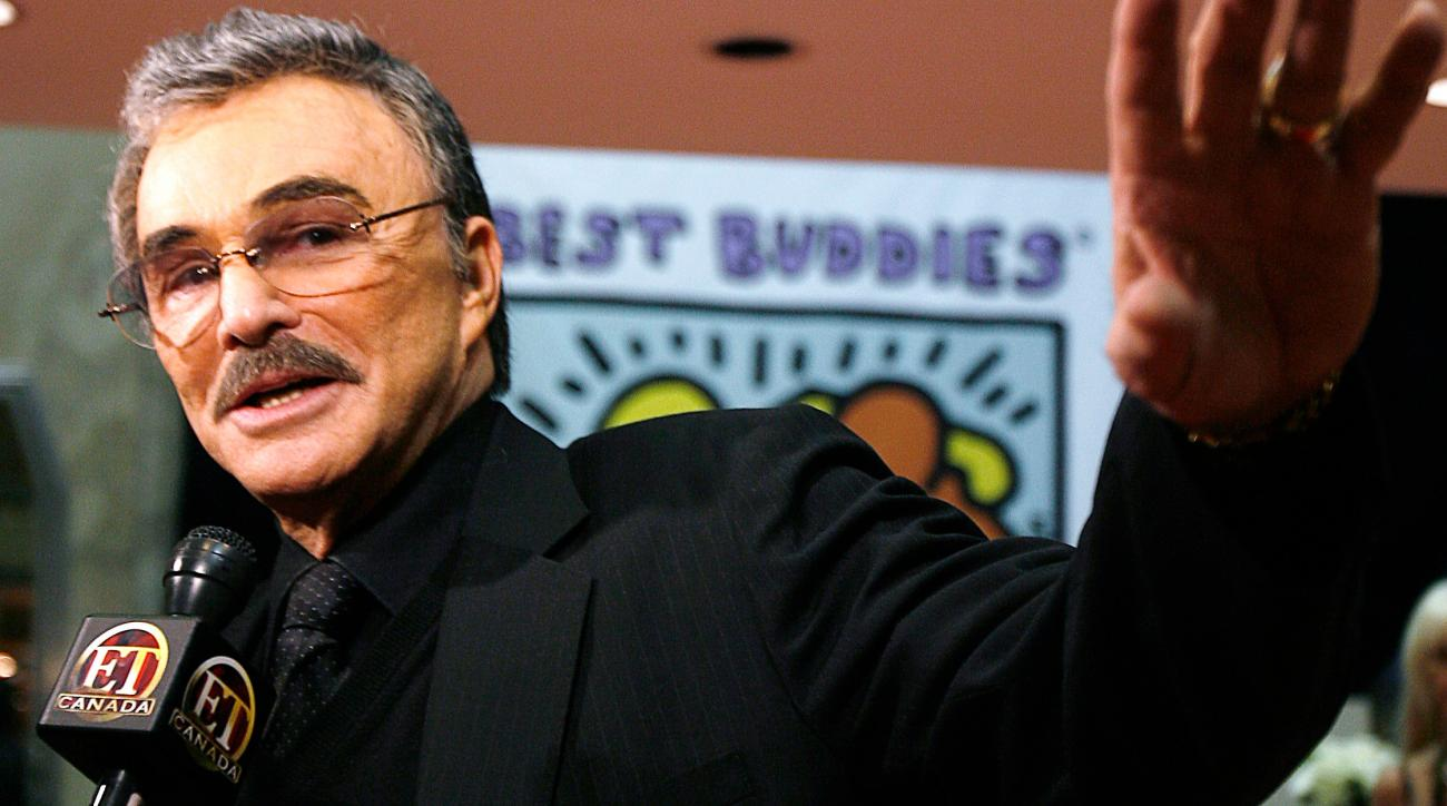 Burt Reynolds death: Longest Yard actor, FSU alum dead at ...  |Burt Reynolds Death