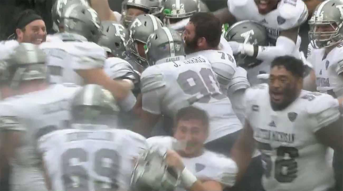 Eastern Michigan vs. Purdue: Eagles continue Big Ten streak