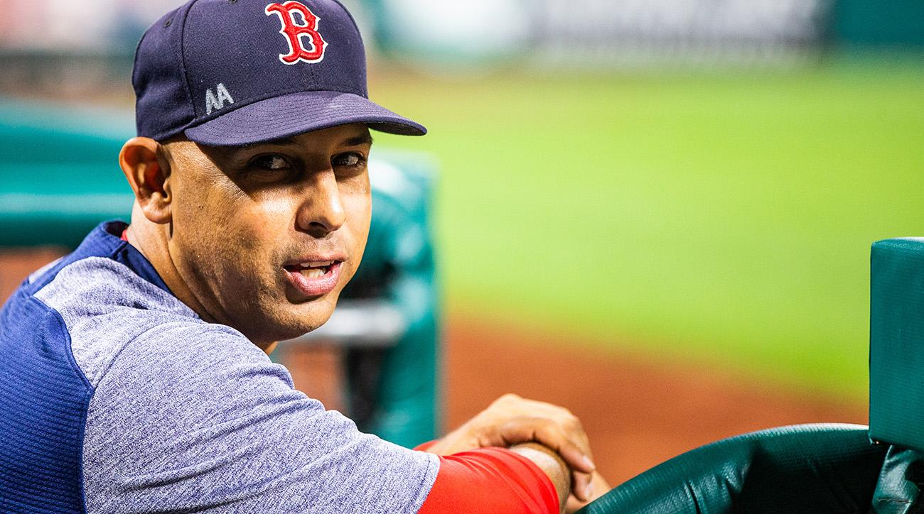 Alex Cora, red sox, boston red sex, president donald trump, puerto rico, hurricane maria