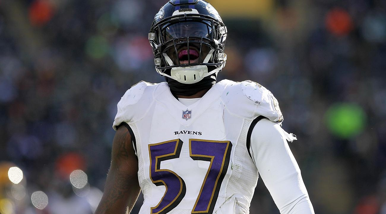 Ravens LB C.J. Mosley Suffers Knee Injury 4522e4c97b35