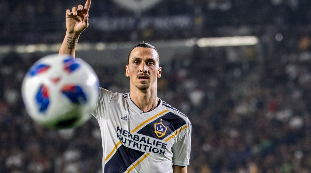 MLS Soccer - Los Angeles Galaxy v Los Angeles FC