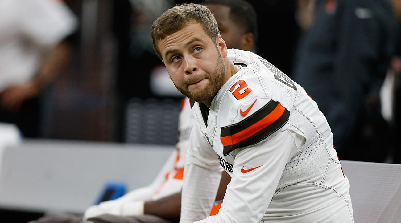 missed kicks, missed PATs, browns, jets, vikings, Packers, zane gonzalez missed field goal, Zane Gonzalez