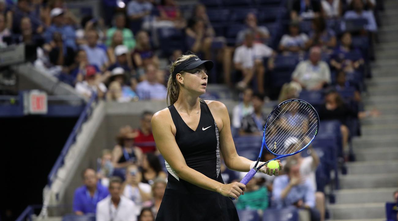Maria Sharapova uts season short