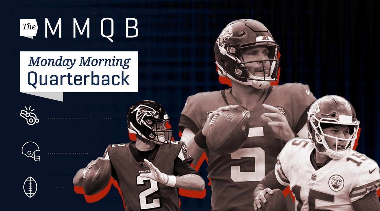 NFL Week 2: Blake Bortles, Patrick Mahomes Make Statements