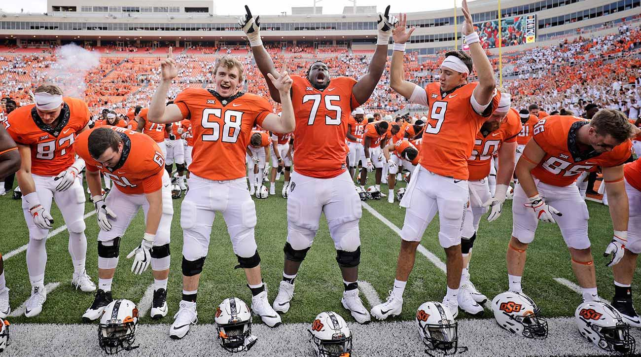 Oklahoma State, TCU, Texas, West Virginia set to challenge Oklahoma in Big 12