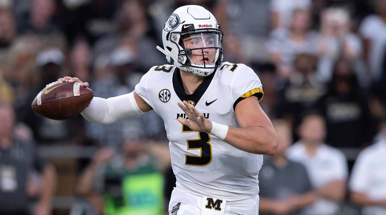 COLLEGE FOOTBALL: SEP 15 Missouri at Purdue