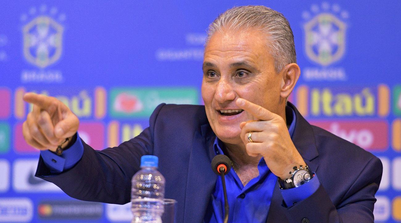 Brazil faces Argentina and Saudi Arabia in October