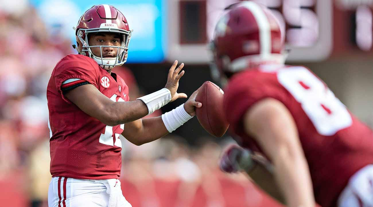 Alabama vs. Texas A&M result: Tua Tagovailoa, Crimson Tide dominate