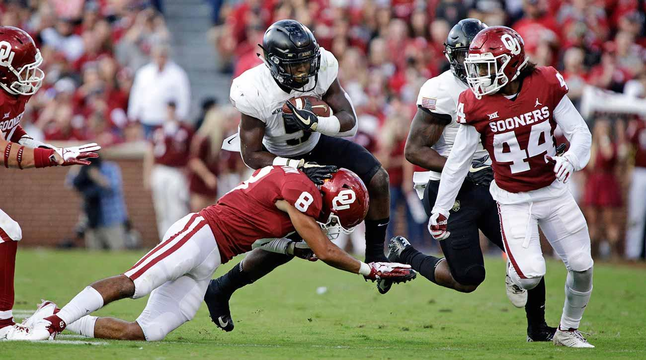 Oklahoma vs. Army: Pay-per-view game comes down to wire