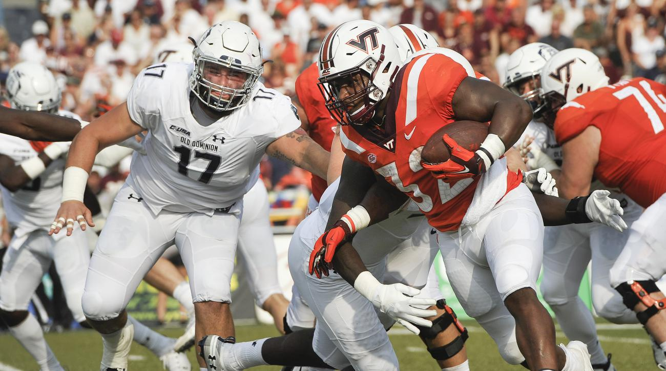 Old Dominion stuns Virginia Tech for biggest Vegas upset of