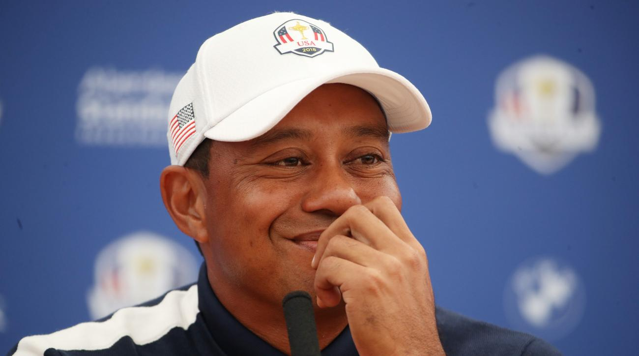 Tiger Woods lists best golfers ever: Snead, Jones, Nicklaus