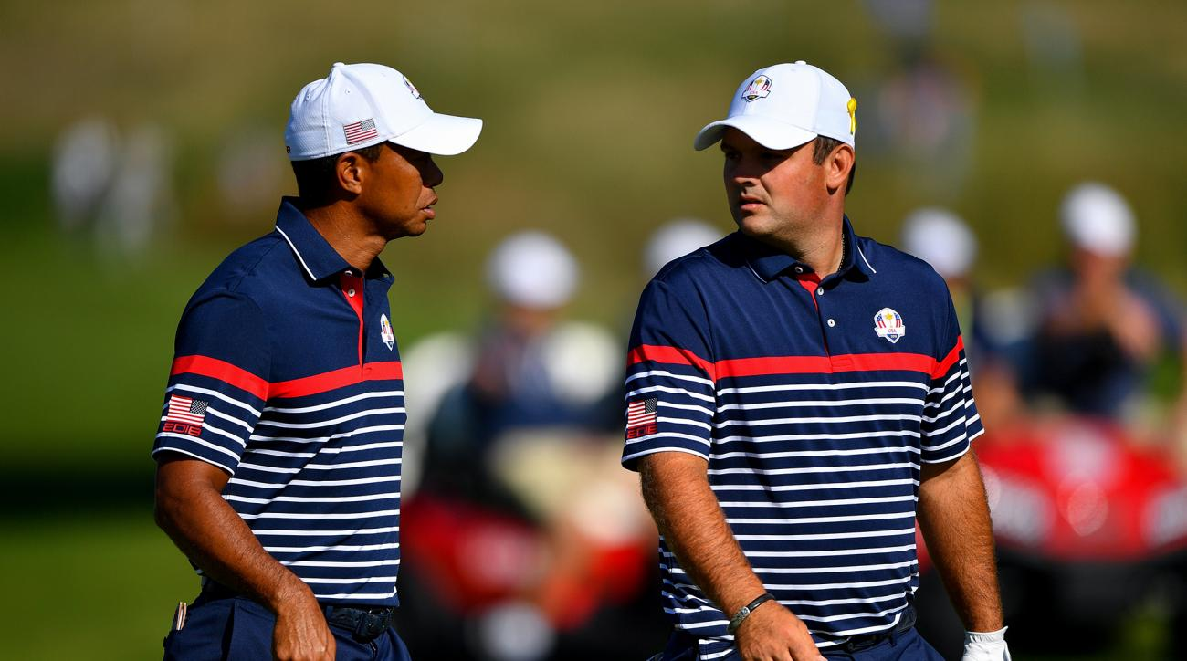 f2c90a91c0e Ryder Cup  Breaking Down the Friday Fourball Pairings