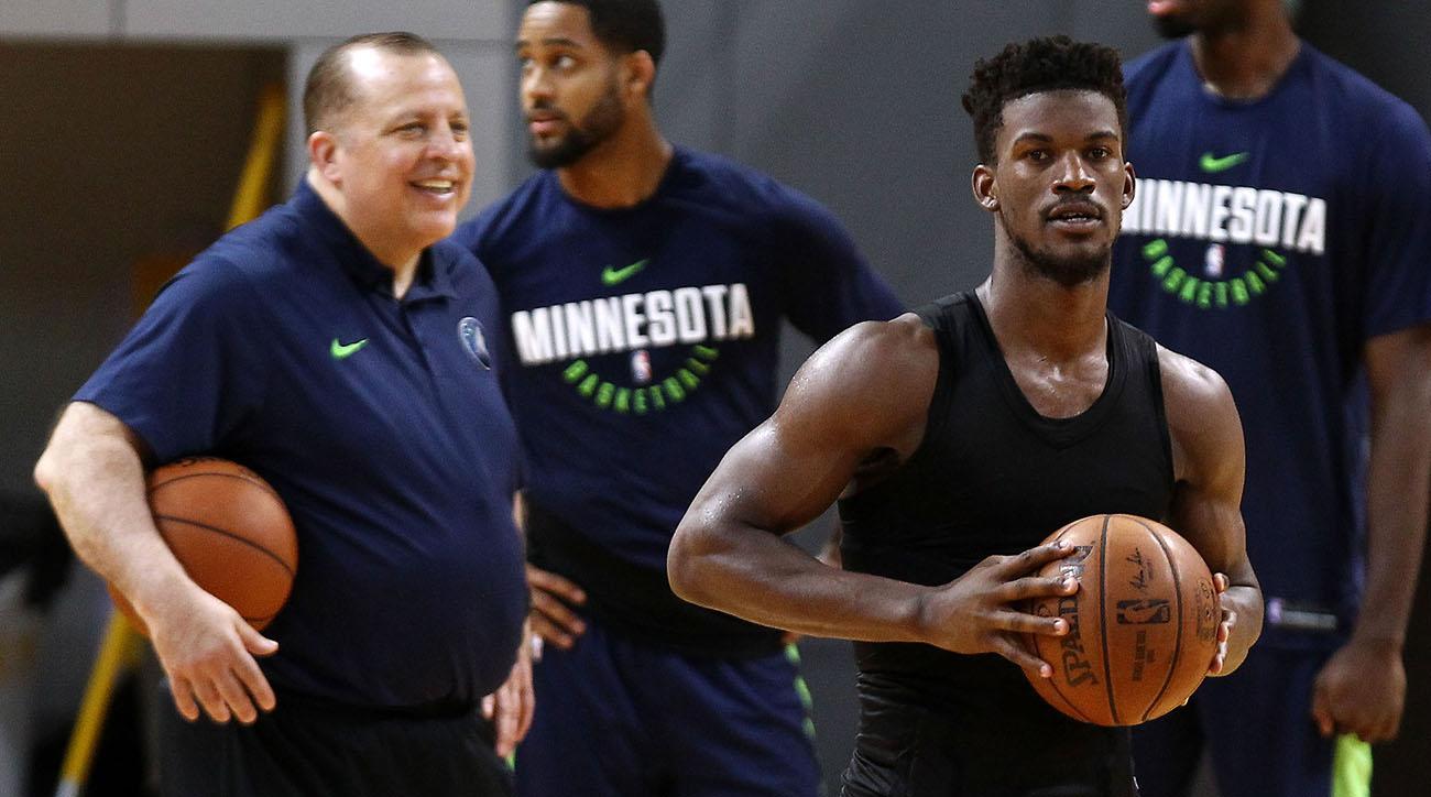Golden State Warriors v Minnesota Timberwolves - Preview