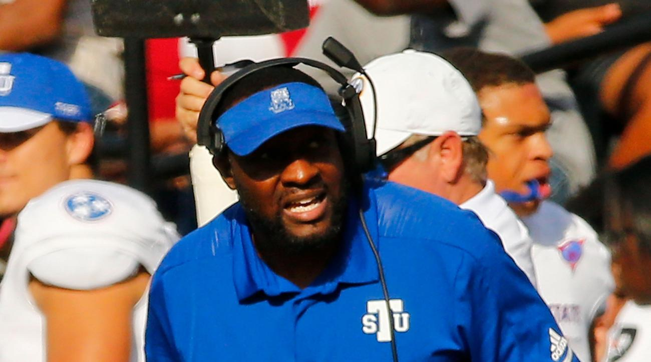 Tennessee State football player Christion Abercrombie in critical condition after head injury