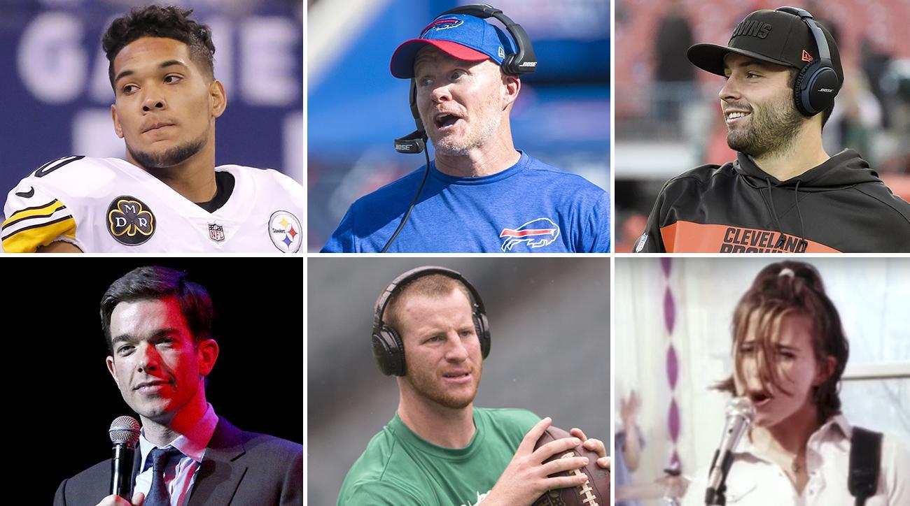 NFL: NOV 12 Steelers at Colts