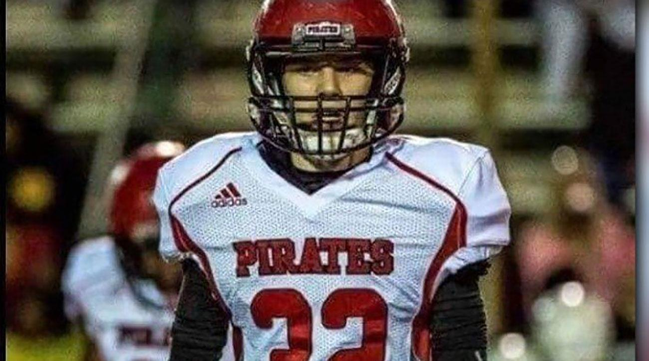 High school football player dies from injury suffered during game