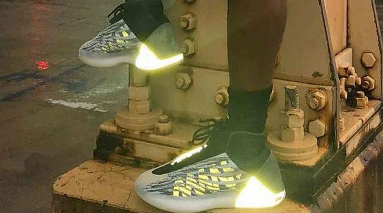 c44a42fea0294 NBA to reportedly ban Kanye West s Adidas Yeezy basketball shoe